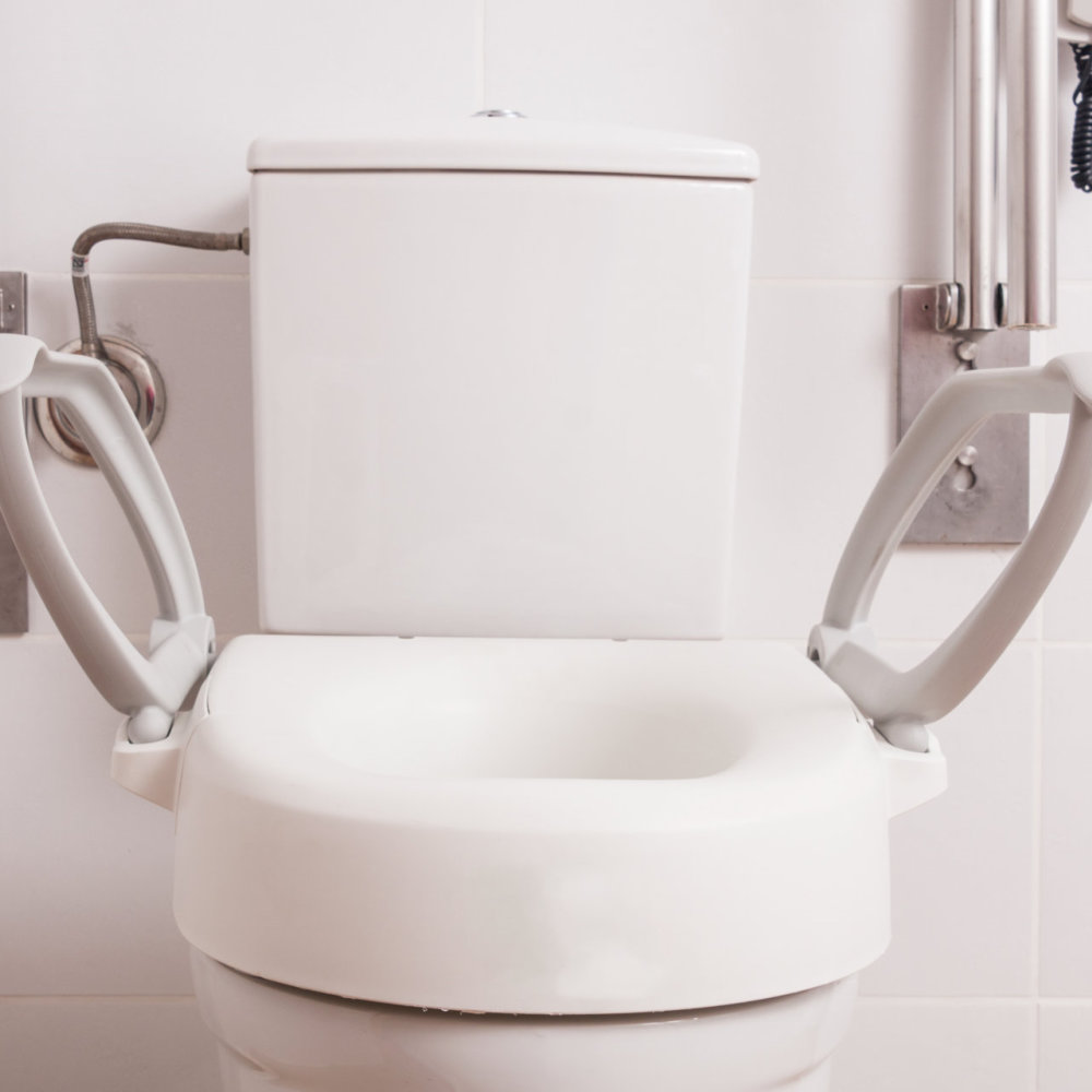 toilet constructed