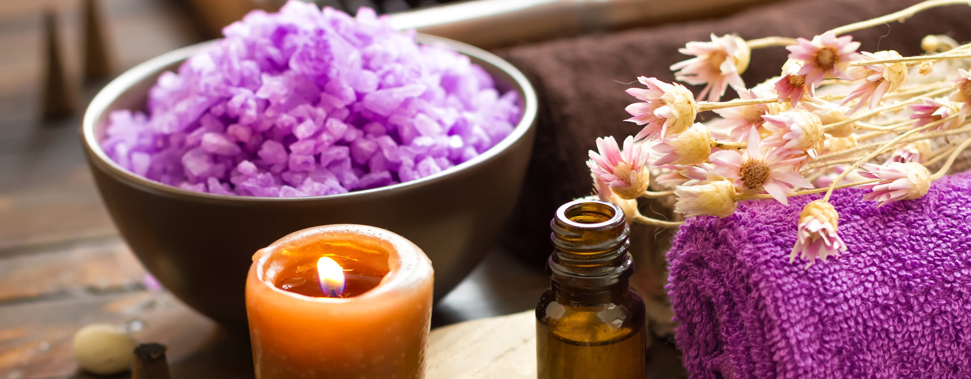 Spa. Aromatic, products.